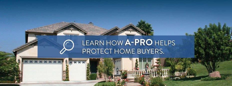 A-Pro Home Inspection Lorain