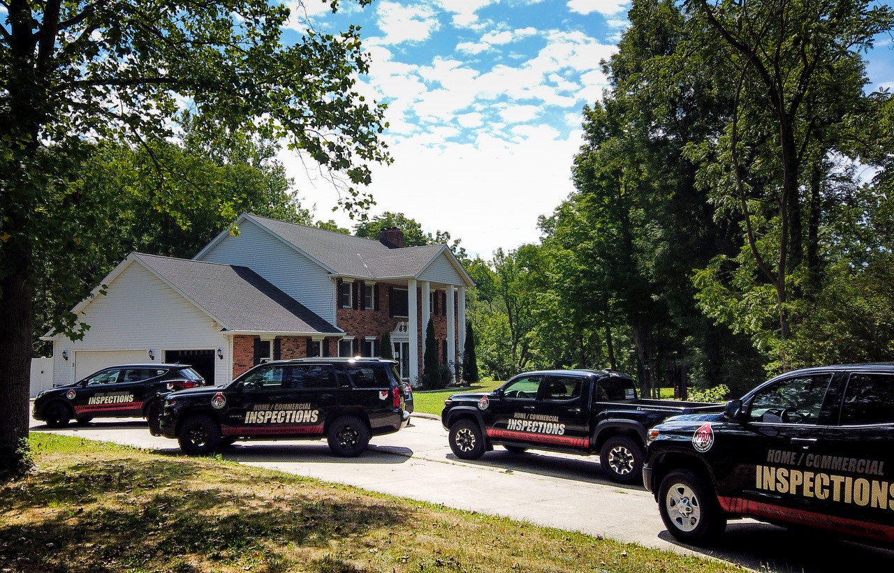 a-pro home inspection northern ohio vehicles