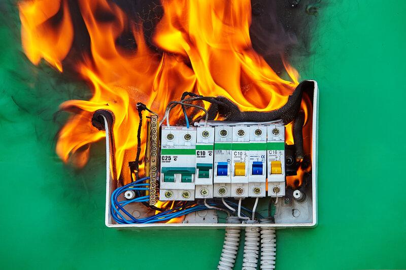 Home Inspection Lorain Fire Hazard