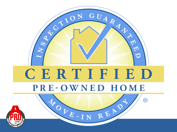 Certified Pre-Owned Home Inspection in Avon Lake
